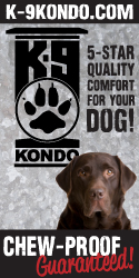 K-9 Kondo Dog Dens, Doghouses, Kennel Dog Doors & More