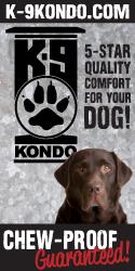 K-9 Kondo Dog Dens, Doghouses, Kennel Dog Doors & More